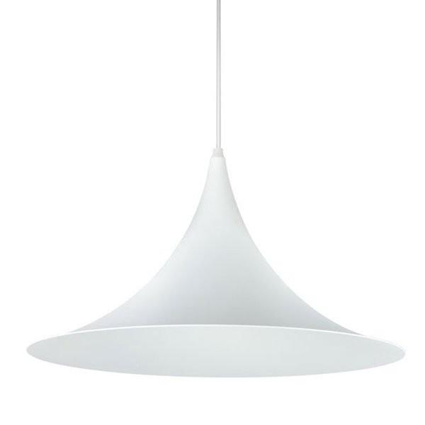 Luminaires salon design RIVOLI Blanc LUZ EVA