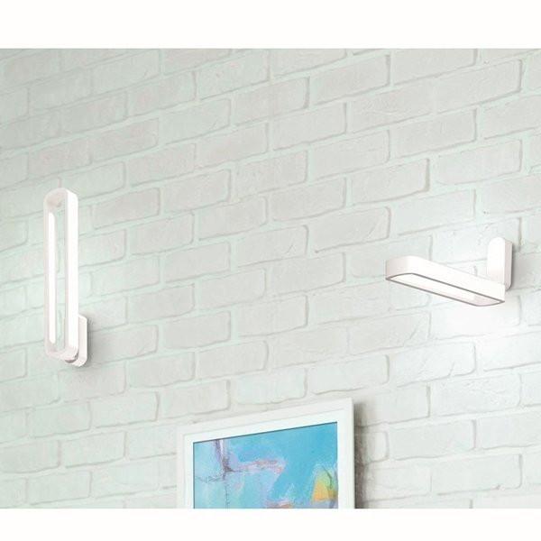 Luminaires entrée STRIPE, Blanc ZAFFERANO / AI LATI
