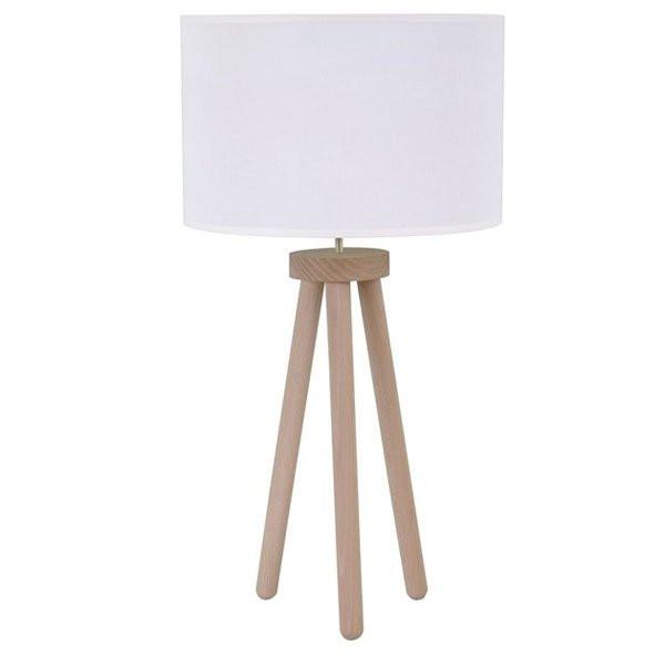 Lampes à poser salon GREENWOOD, H51cm LUZ EVA