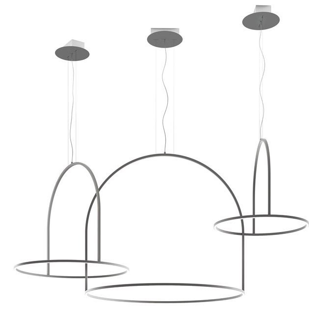 Luminaires salon design U-LIGHT AXO LIGHT