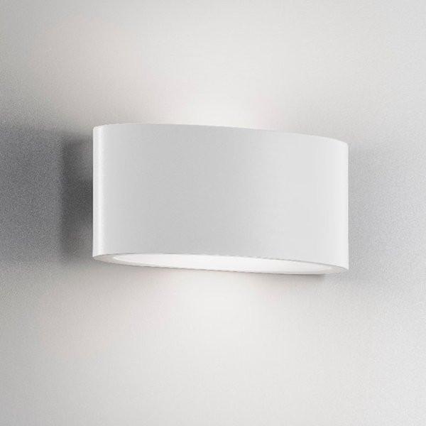 Appliques salle de bain OVALINO, H7cm ZAFFERANO / AI LATI