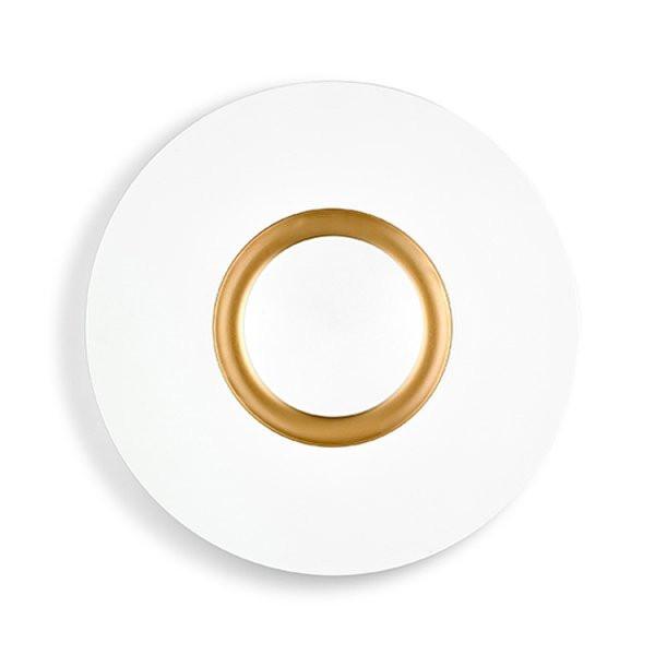 Luminaires entrée BIG BANG Blanc, H7,8cm LEDS-C4