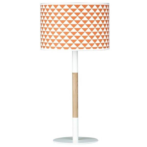 Luminaires chambre design BOHÊME Bicolore, H62.5cm BROSSIER SADERNE