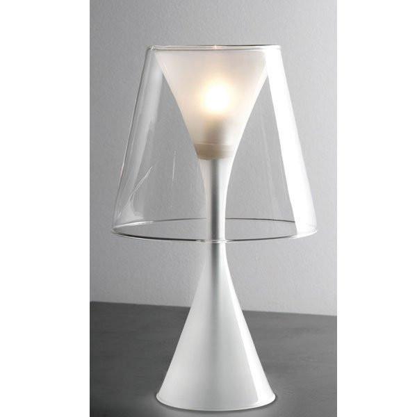 Luminaires entrée DARIO MEDIUM, H33cm CONCEPT VERRE