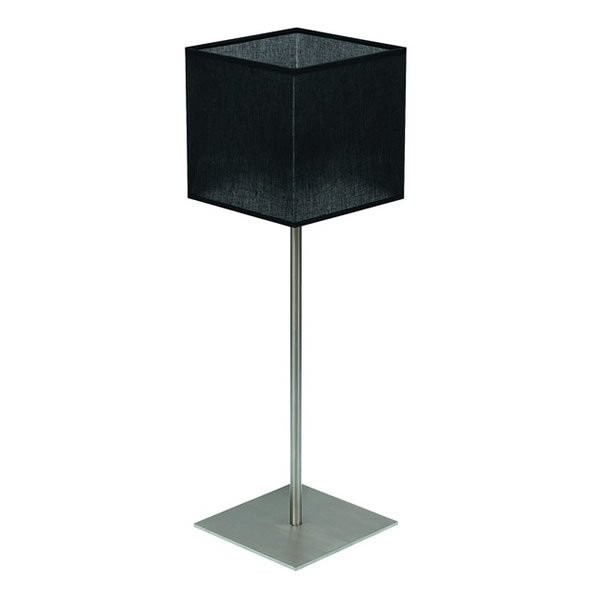 Lampes à poser noires BOZENA Noir, H50.6cm BROSSIER SADERNE