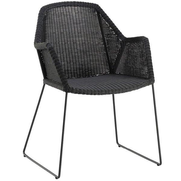 Chaise design & lumineuse BREEZE - VENDUE PAR 2 CANE LINE