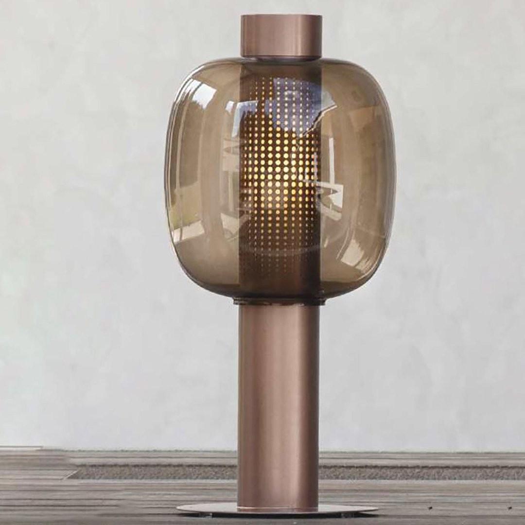 Luminaires chambre design BONBORI, H78cm BROKIS