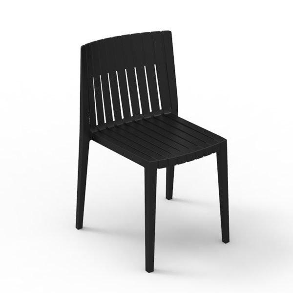 Chaise design & lumineuse SPRITZ, H81cm VONDOM