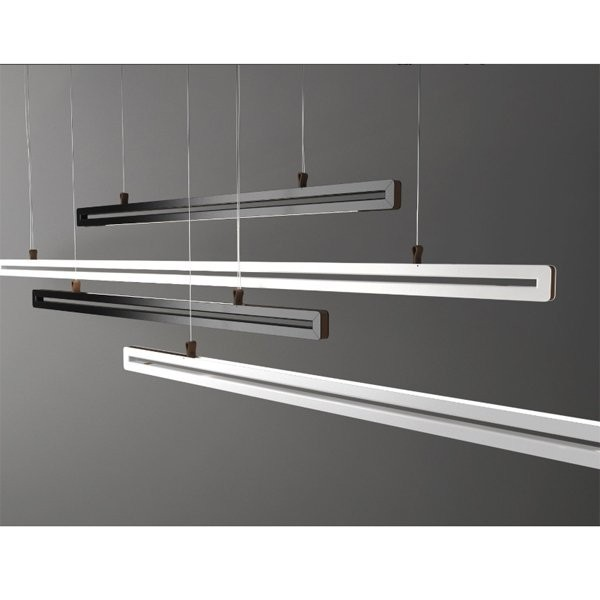 Luminaires salon design FRAMED, L120cm JACCO MARIS