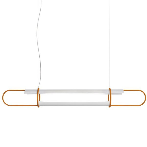 Luminaires salon design CLIP, H23cm MODO LUCE