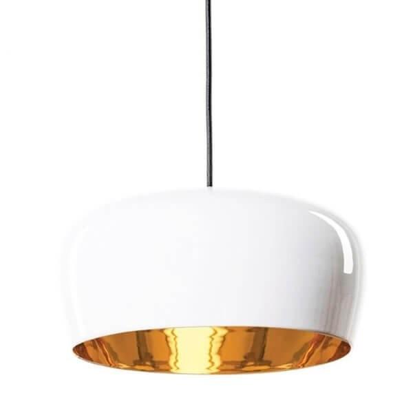 Luminaires salon design COPPOLA, H14cm FORMAGENDA