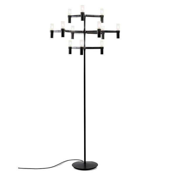 Luminaires chambre design CROWN, H180cm NEMO