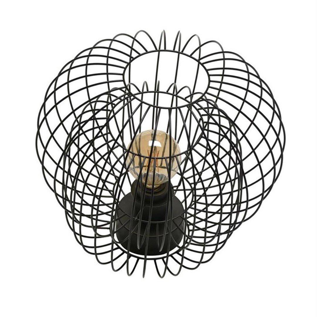 Lampes à poser noires KOKESHI, H31cm MARKET SET