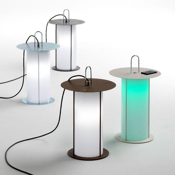 Luminaires de luxe extérieur DIOGENE, H50cm MODO LUCE