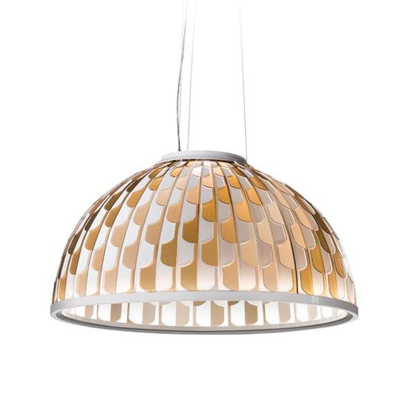 Luminaires salon design DOME SLAMP