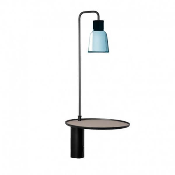 Luminaires chambre design DRIP A/03, H12cm BOVER