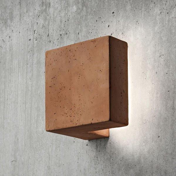 Luminaires de luxe extérieur EDGE, H16cm TOSCOT