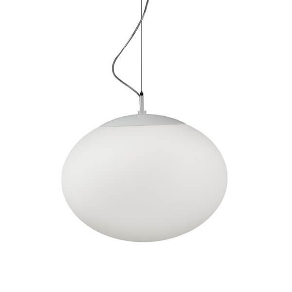 Luminaires de jardin design ELIPSE Blanc BOVER