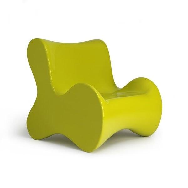 Fauteuil design & Lumineux DOUX, H89cm VONDOM
