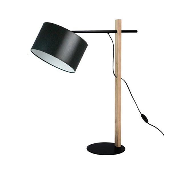 Luminaires chambre design FIRENZE Noir, H66.5cm BROSSIER SADERNE