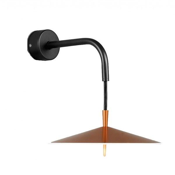 Luminaires chambre design PLA, H20.5cm MILAN ILUMINACION