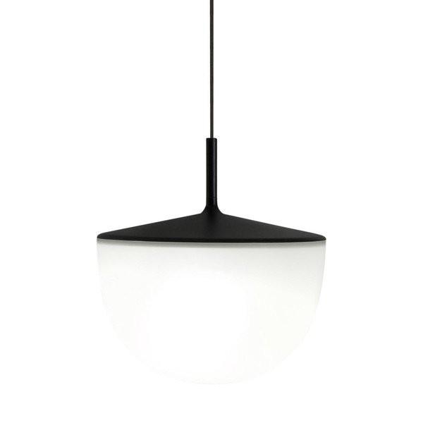 Luminaires entrée CHESHIRE Blanc, H30cm FONTANA ARTE