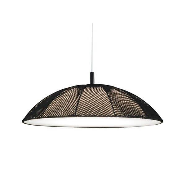 Luminaires salon design STUDIO Noir, H15cm INVENTIVE