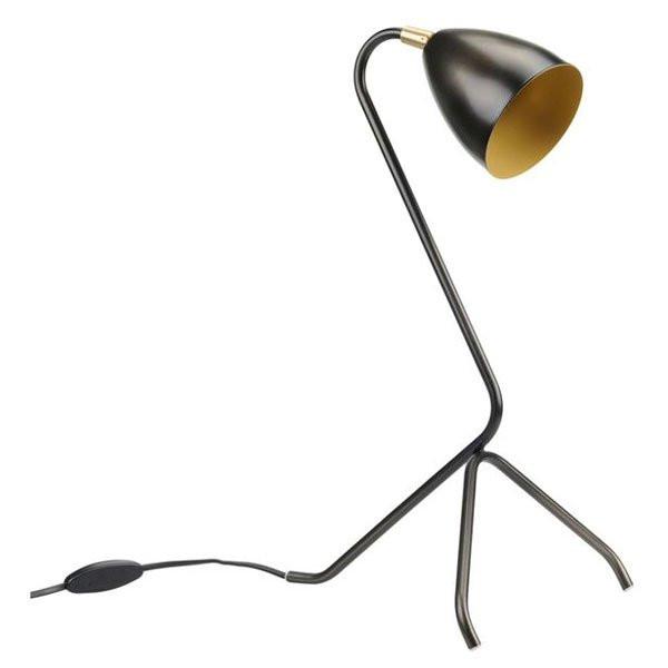 Luminaires chambre design CLEO, H49cm LUZ EVA