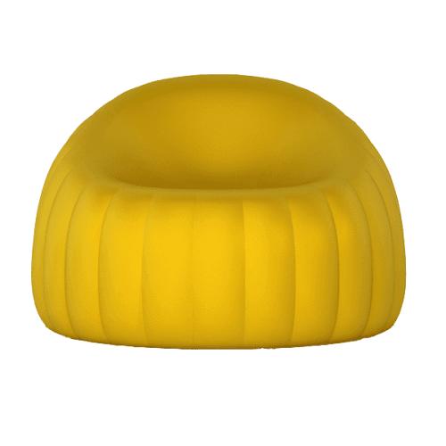 Fauteuil design & Lumineux GELEE LOUNGE, H64cm SLIDE