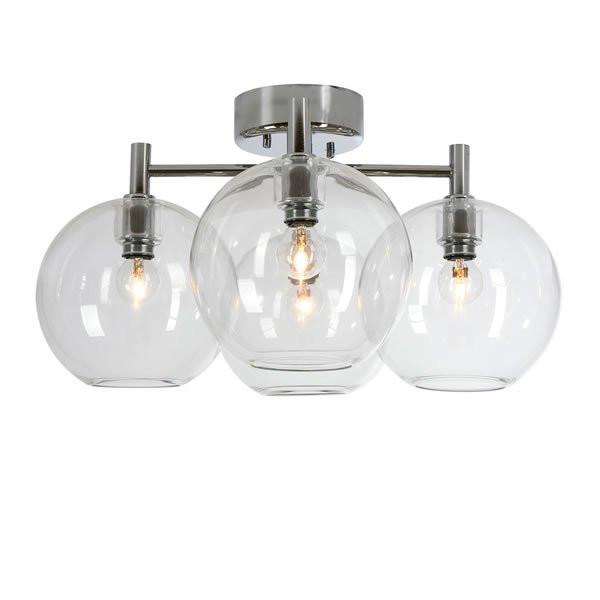 Luminaires salon design GLORIA, H24cm BELID