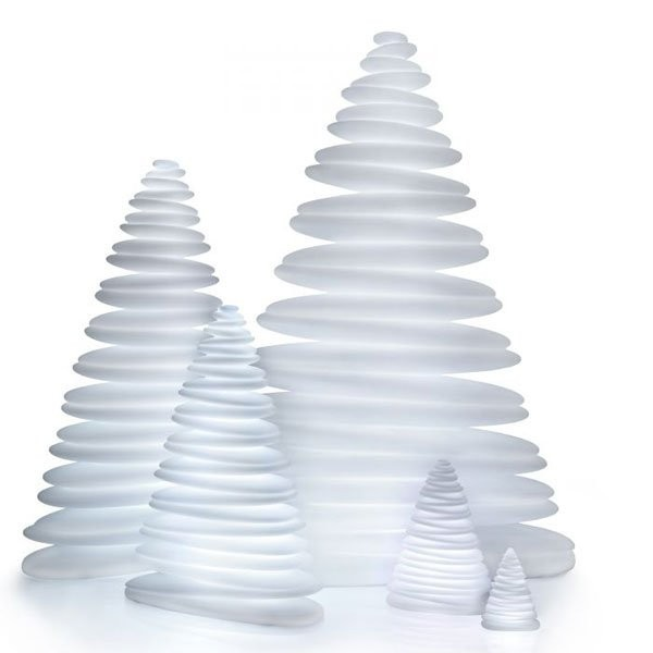 Décorations lumineuses CHRISMY, Blanc VONDOM