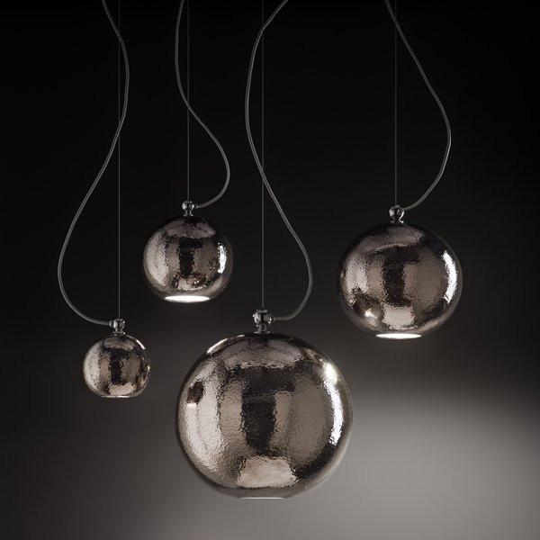 Luminaires entrée BOLLE M, H20.5cm Aldo BERNARDI