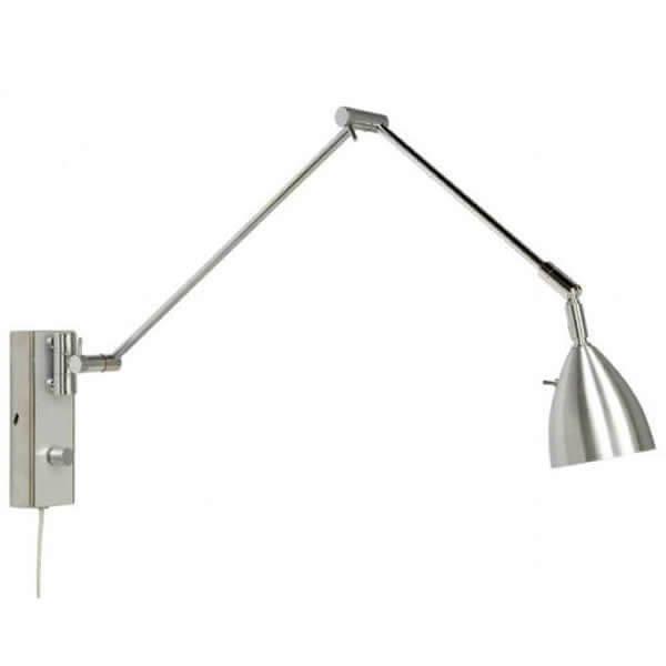 Luminaires chambre design GURU Chromé, L60cm BELID