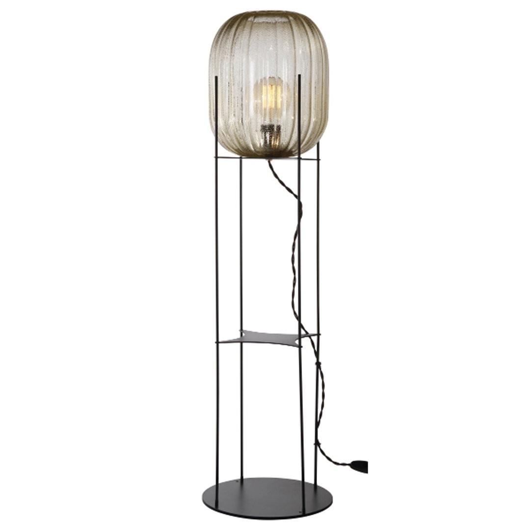 Lampadaires design HAMMAM, H80cm CONCEPT VERRE