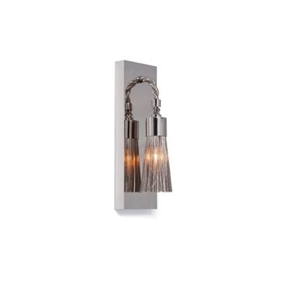 Luminaires chambre design SULTANS OF SWING, Nickel  BRAND VAN EGMOND
