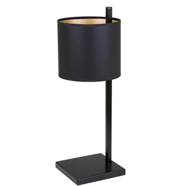 Lampes à poser noires HYDE Noir, H50cm BROSSIER SADERNE
