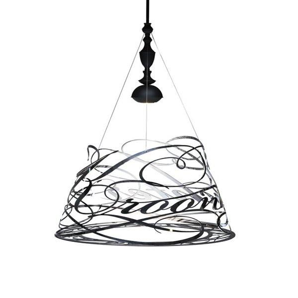 Luminaires salon design IDEE FIXE, H90cm JACCO MARIS