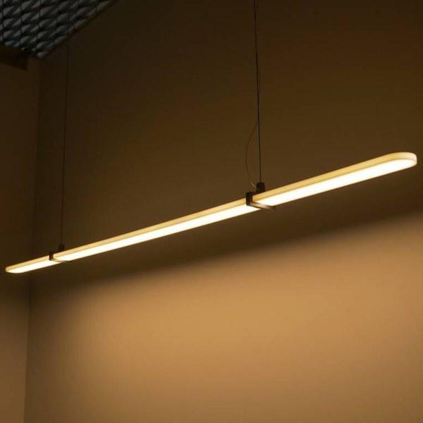 Luminaires salon design COCO Transparent JACCO MARIS