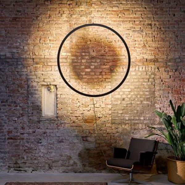 Luminaires chambre design FRAMED, O100cm JACCO MARIS
