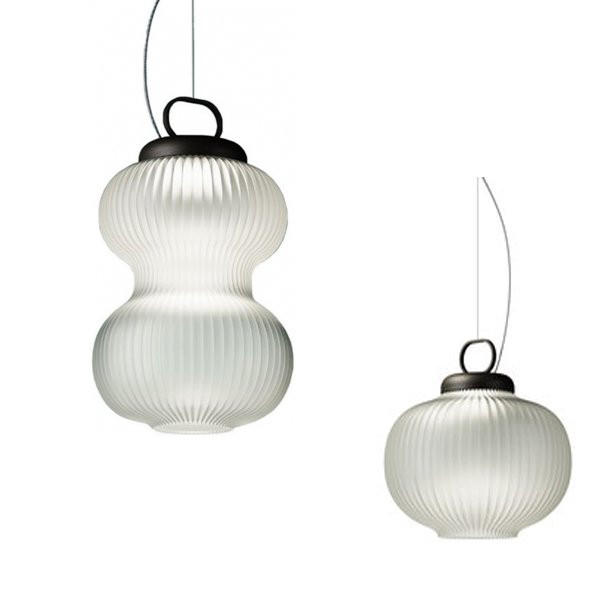 Luminaires chambre design KANJI Blanc FONTANA ARTE