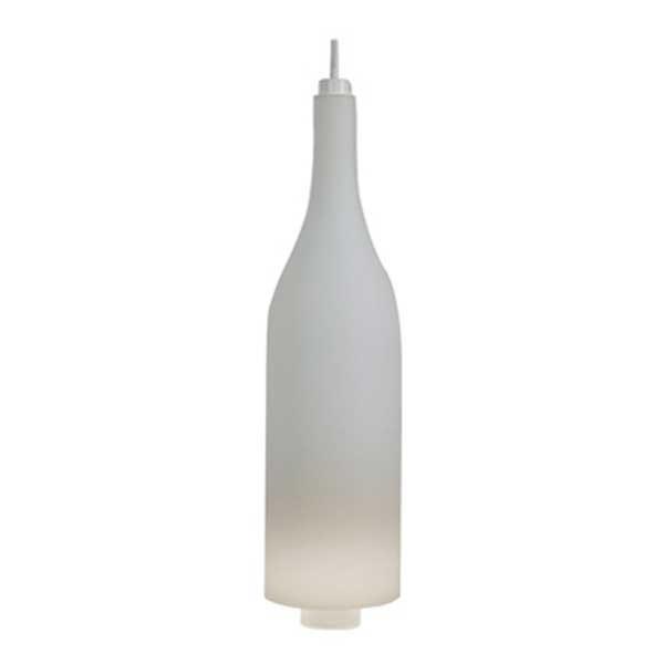 Luminaires salon design BACCO Blanc, H34cm KARMAN