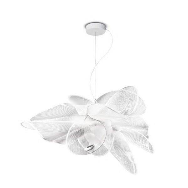 Luminaires chambre design LA BELLE ETOILE Blanc SLAMP