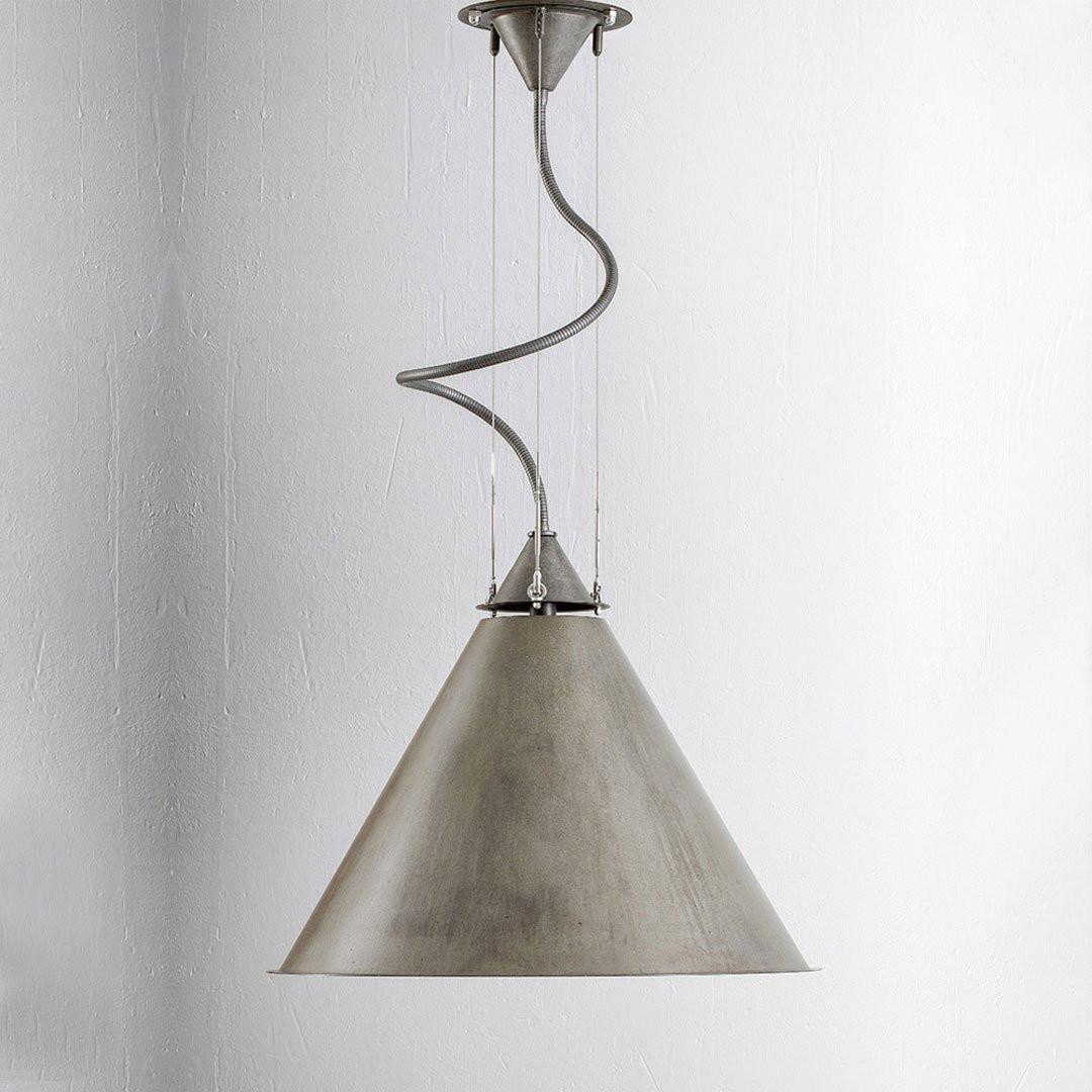 Luminaires salon design CALA, Acier  Aldo BERNARDI