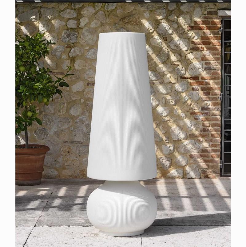Luminaires de luxe extérieur FADE, H185cm PLUST COLLECTION