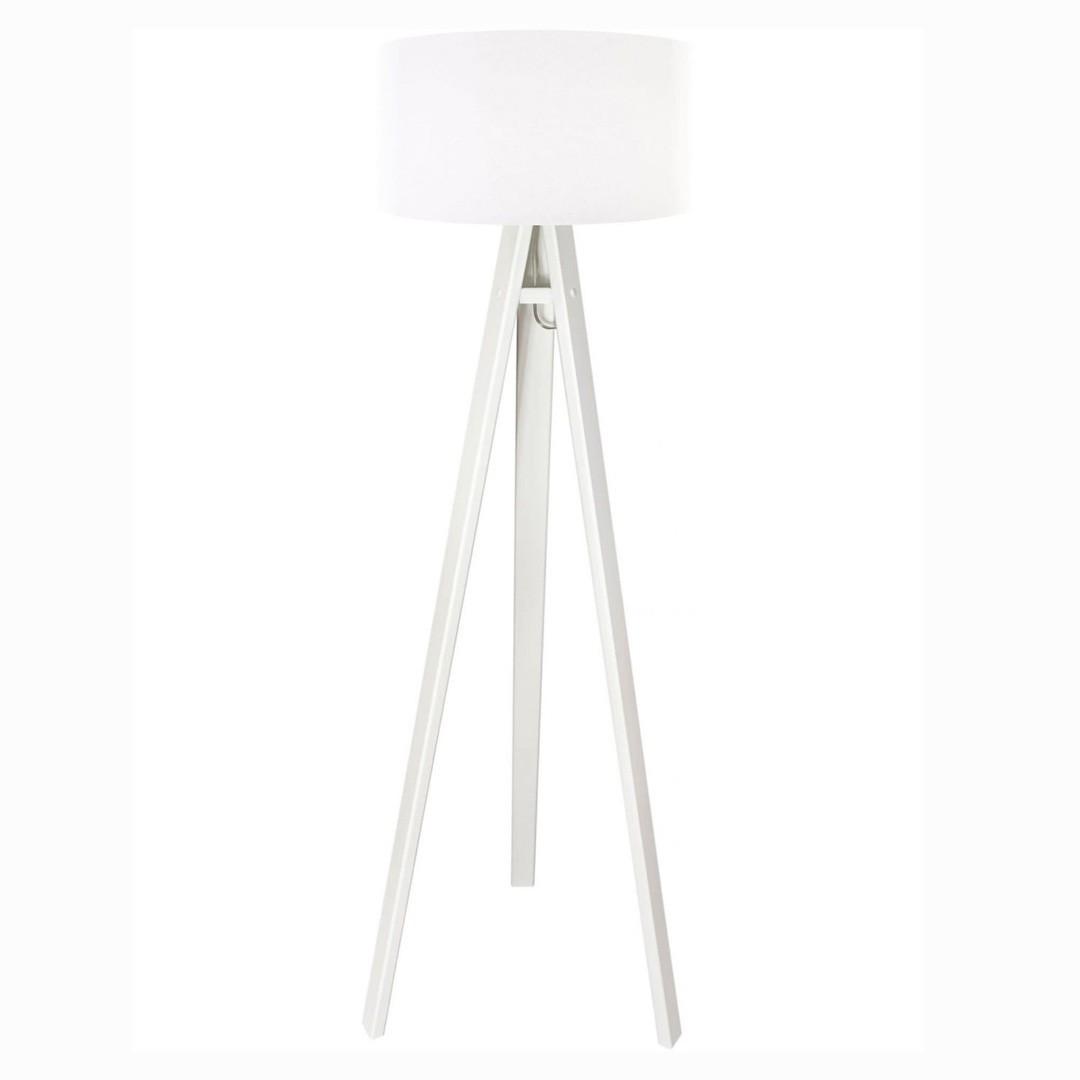 Lampadaires pour chambre GLORIA Blanc, H140cm BPS KONCEPT
