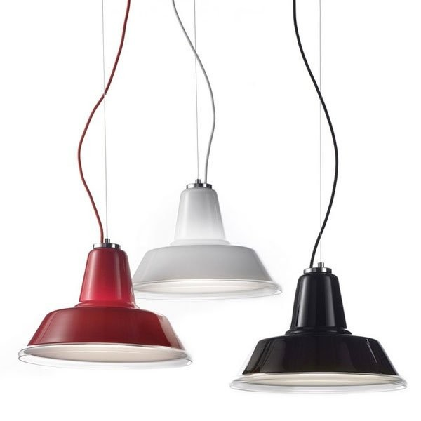 Luminaires salon design LAMPARA, H24cm SELENE