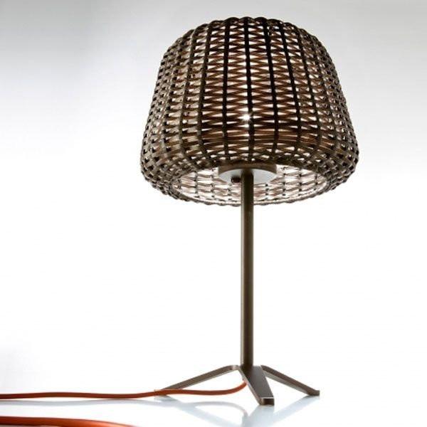 Luminaires de luxe extérieur RALPH, H58cm PANZERI