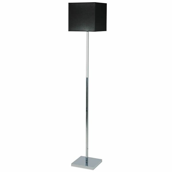 Luminaires chambre design LANGTON Noir, H186cm BROSSIER SADERNE