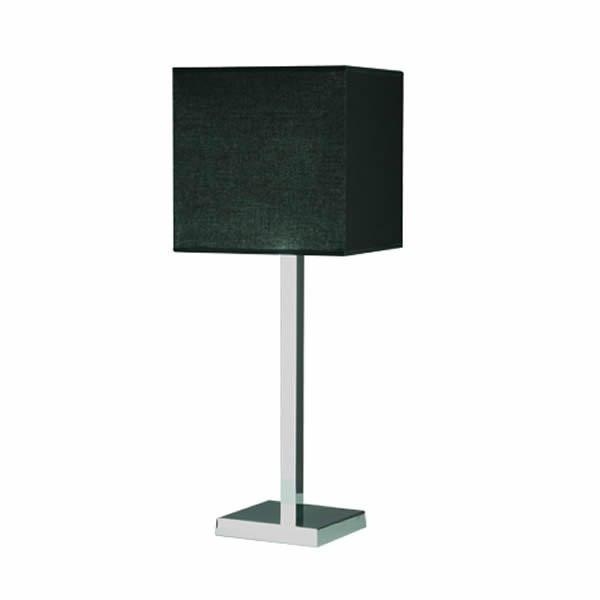 Lampes à poser noires LANGTON Noir, H53cm BROSSIER SADERNE