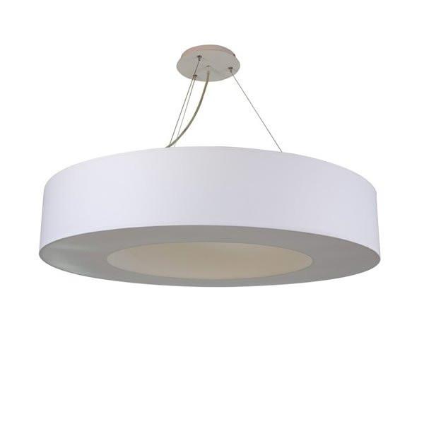Luminaires salon design LINK Blanc, H15cm BROSSIER SADERNE